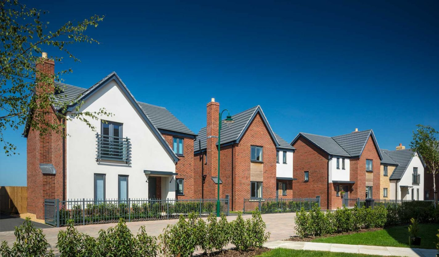 Morris Homes new houses at Wintringham